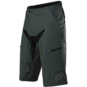 Troy Lee Designs Moto Shorts, green/black